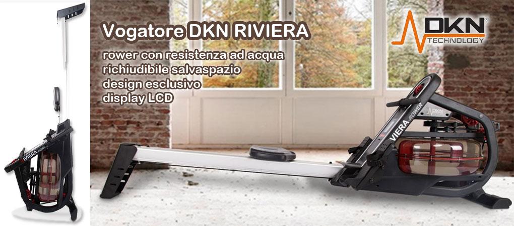 DKN Riviera rower ad acqua