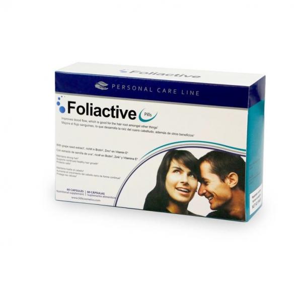 500cosmetics Foliactive Pills Integratore Anti Caduta Capelli