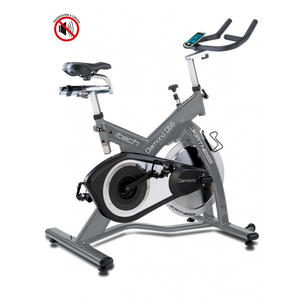 DIAMOND  D55 con fascia Polar  Gym bike