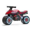 Moto cavalcabile X RACER rossa