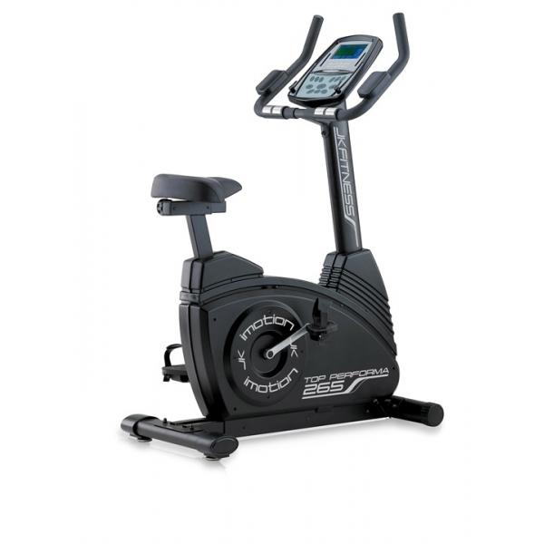 JK FITNESS  Top Performa 265  Cyclette Ciclocamera