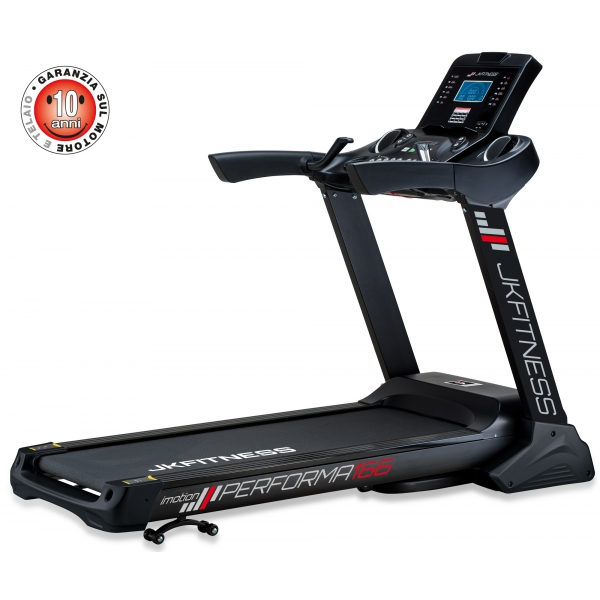 JK FITNESS  Competitive 166 con fascia cardio  Tapis roulant