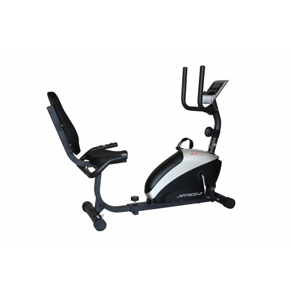 Cyclette Recumbent Jk Fitness Jk306 Ciclocamera Orizzontale