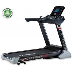 Tapis roulantJK FitnessCompetitive 156 con fascia cardio + tappeto insonorizzante in omaggio
