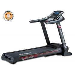 Tapis roulantJK FitnessGenius 136 con fascia cardio