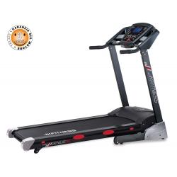 Tapis roulantJK FitnessGenius 116 con fascia cardio