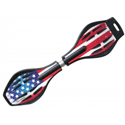 Skateboard NEXTREME URBAN WAVE USA FLAG wave board