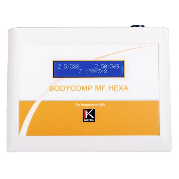 AKERN  Bodycomp MF Hexa  Impedenziometri  (invio gratuito)
