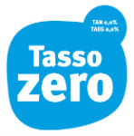 Finanziamento tasso zero (TAN 0% TAEG 0%)