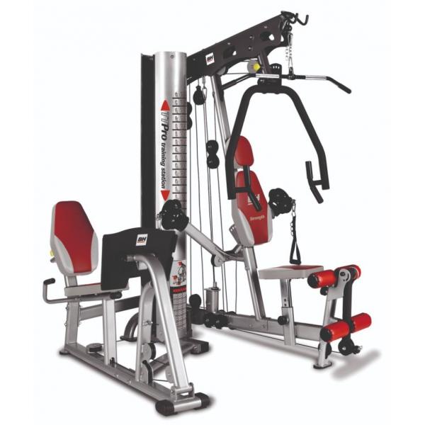 Stazione Multifunzione Bh Fitness Tt Pro Semiprofessionale
