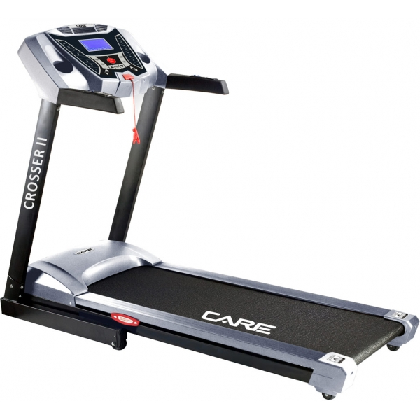 CARE FITNESS  Crosser II HRC  Tapis roulant