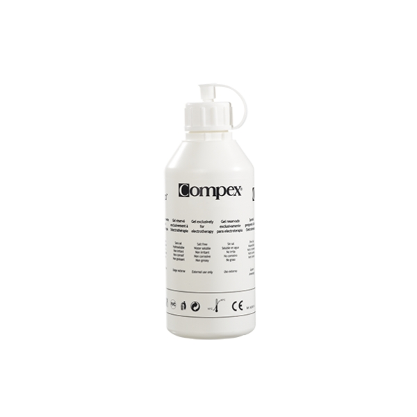 COMPEX  Gel per elettrodi 250 ml  Accessori Elettrostimolatori