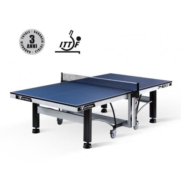 CORNILLEAU  COMPETITION 740 ITTF Indoor  Tavolo da ping pong