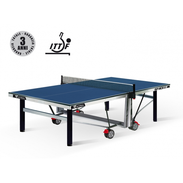 CORNILLEAU  Competition 540 ITTF Indoor  Tavolo da ping pong