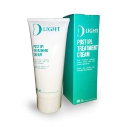 Depilazione EpilazioneD LIGHTCrema post trattamento lenitiva con ingredienti Bio