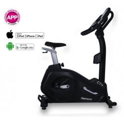 Cyclette CiclocamereDIAMONDC74 con fascia cardio