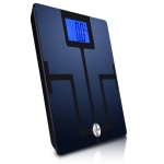 Bluetooth Body Fat Digital Scale Laterale