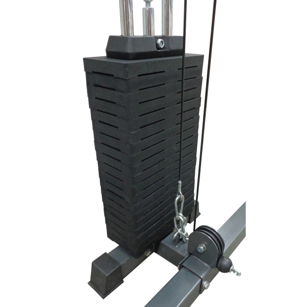 DKN  Pesi Weight Stack 100 Kg  Accessori pesistica