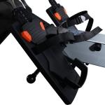 DKN R-500 dettaglio pedali