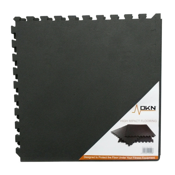 DKN  Tappetino High Impact Floor Protection Mat  Attrezzi - Accessori Fitness