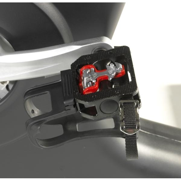 DKN  Coppia pedali doppio lato SPD-gabbietta  Attrezzi - Accessori Fitness