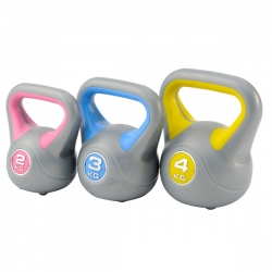 Functional Training DKN Kettlebell set 2 + 3 + 4 Kg