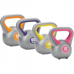 Functional Training DKN Kettlebell set 2 + 4 + 6 + 8 Kg