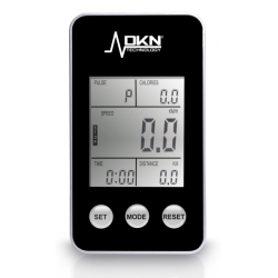 Gym bikeDKNComputer 1:1 per gymbike DKN