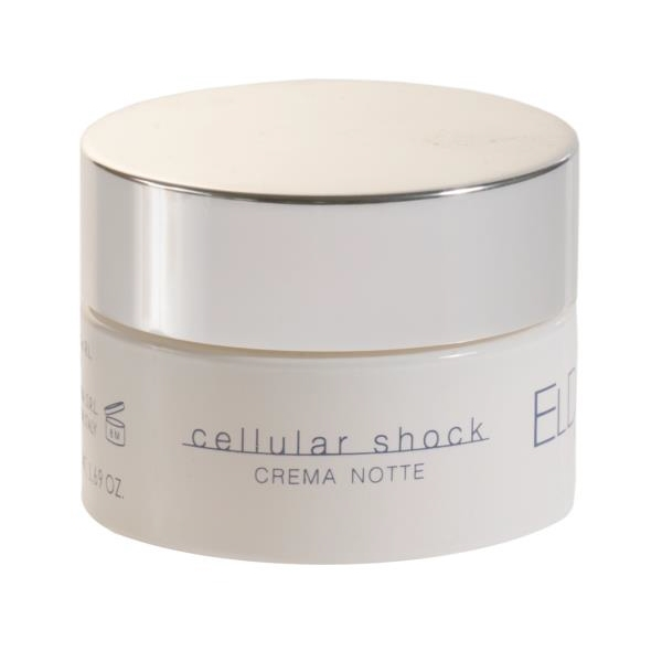 Eldan Cellular Shock Crema Notte Pelli Mature 50ml