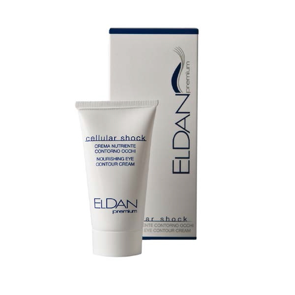Eldan Cellular Shock Crema Nutriente Contorno Occhi Pelli Mature 30ml