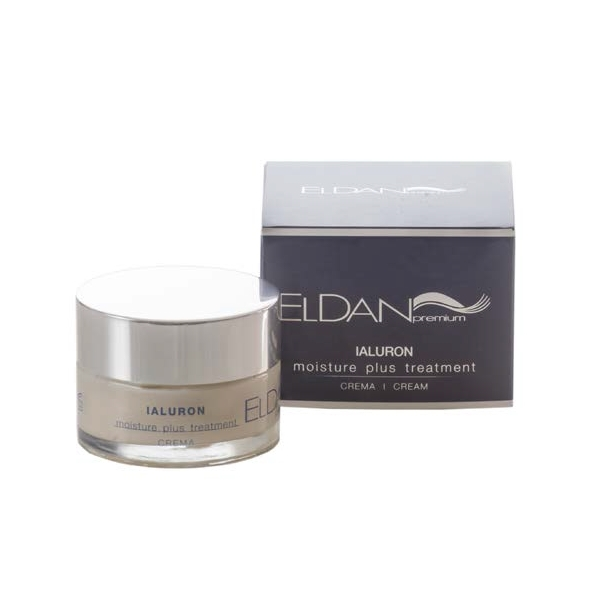 Eldan Ialuron Moisture Plus Treatment Crema Pelli Mature 50ml