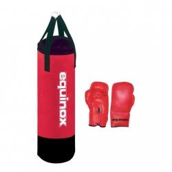 Sacchi BoxeEQUINOXSet boxe junior pro BOE-002