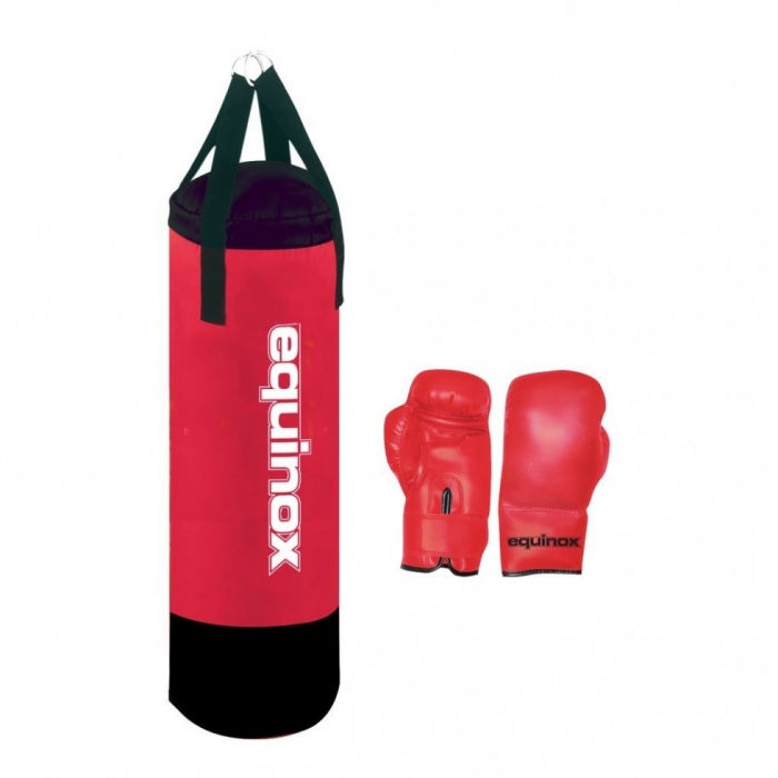 Equinox Set Boxe Junior Pro