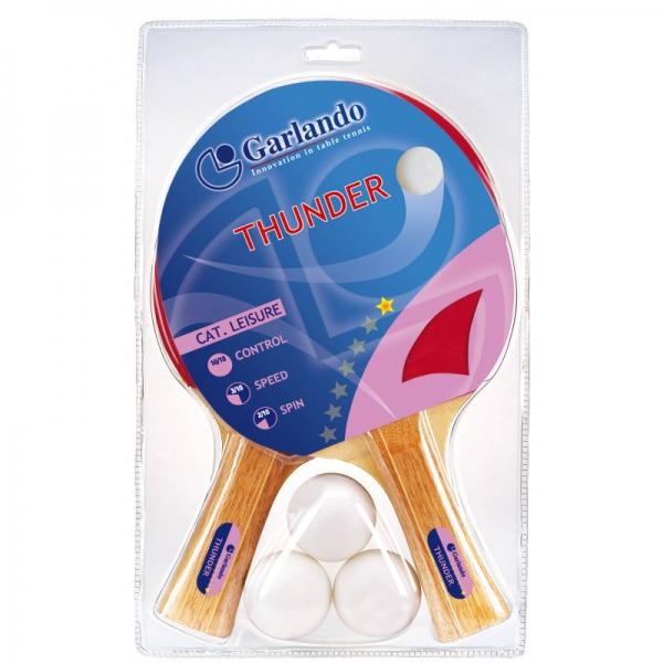 GARLANDO  Set Thunder  Accessori Ping Pong  (invio gratuito)