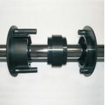 Flange in nylon