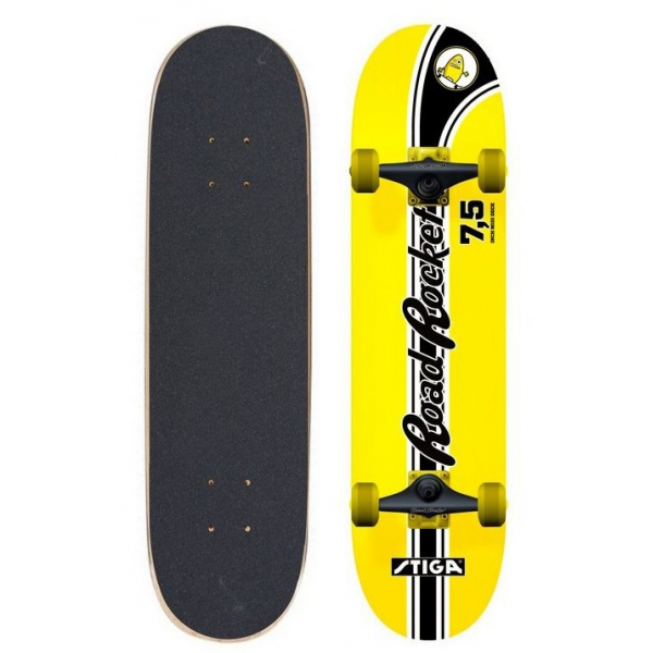 GARLANDO  Road Rocket 7.5   Skateboard