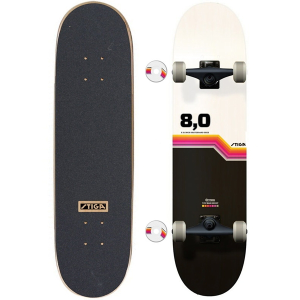 Garlando Skateboard Road Rocket 8.0