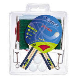 Accessori Ping Pong GARLANDO Set Storm Plus