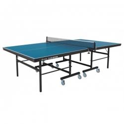 Tavoli da ping pongGARLANDOClub Indoor Blu con ruote