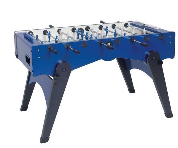 GARLANDO  Foldy blu con aste rientranti  Calcio balilla da interno  (invio gratuito)