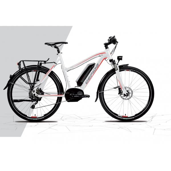GEPIDA  BERIG trekking, ruote 26 modello 2017  Biciclette Elettriche