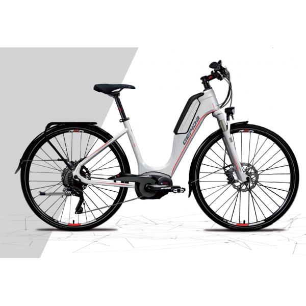 GEPIDA  REPTILA 1000 Pro city, ruote 28 modello 2017  Biciclette Elettriche