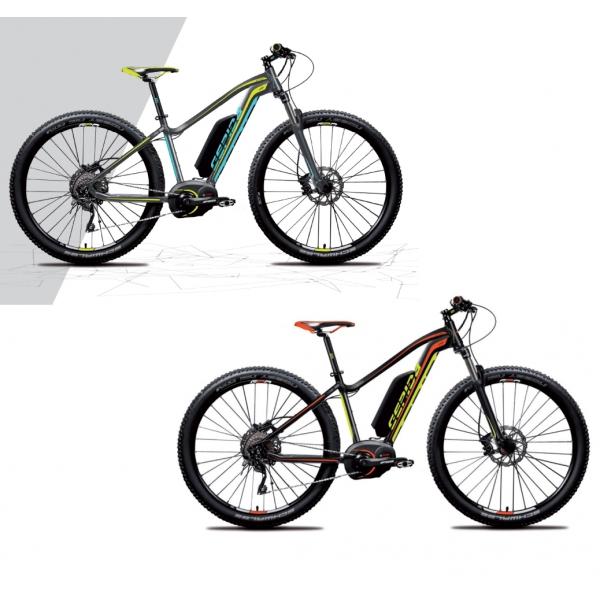 GEPIDA  RUGA mtb, ruote 29 modello 2017  Biciclette Elettriche