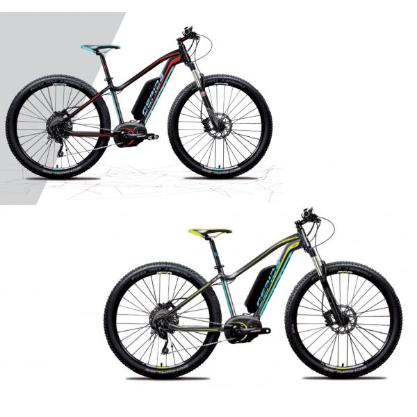 GEPIDA  ASGARD mtb, ruote 29 modello 2017  Biciclette Elettriche