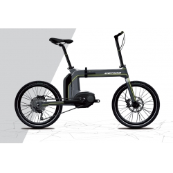 Biciclette ElettricheGEPIDAMILIARE special, ruote 20, telaio pieghevole modello 2017