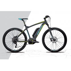 Biciclette ElettricheGEPIDASIRMIUM 1000 mtb, ruote 27,5 modello 2017