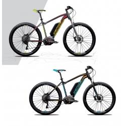 Biciclette ElettricheGEPIDARUGA mtb, ruote 27,5 modello 2017