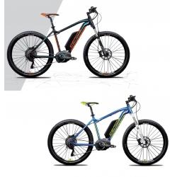Biciclette ElettricheGEPIDAASGARD mtb, ruote 27,5 modello 2017