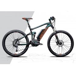 Biciclette ElettricheGEPIDAASGARD Full Pro mtb, ruote 27,5 modello 2017
