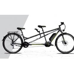Biciclette ElettricheGEPIDATANDEM special, ruote 28 modello 2017